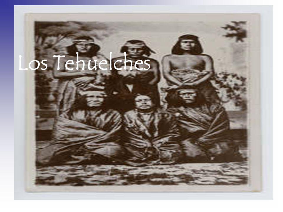 Los Tehuelches