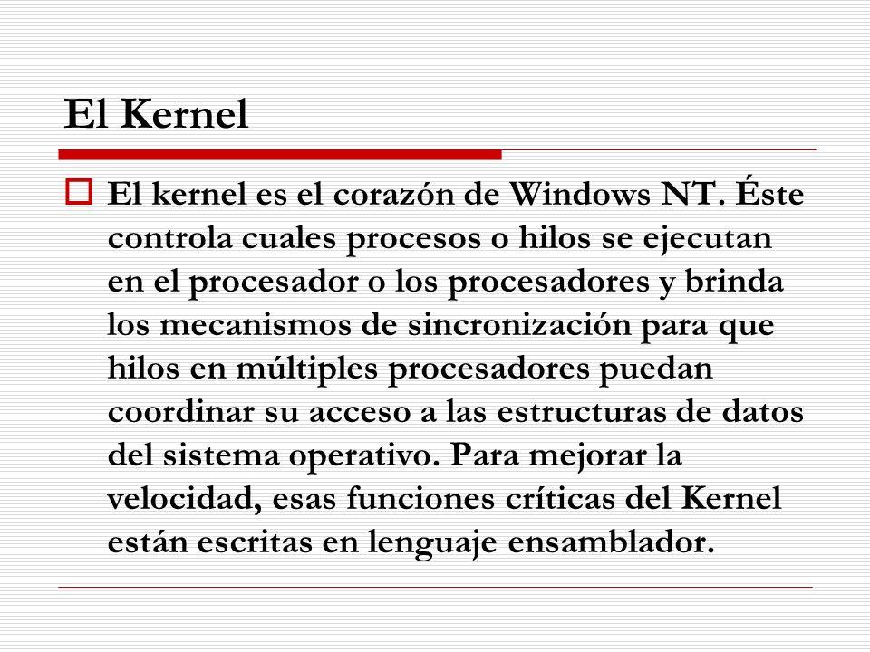 El Kernel
