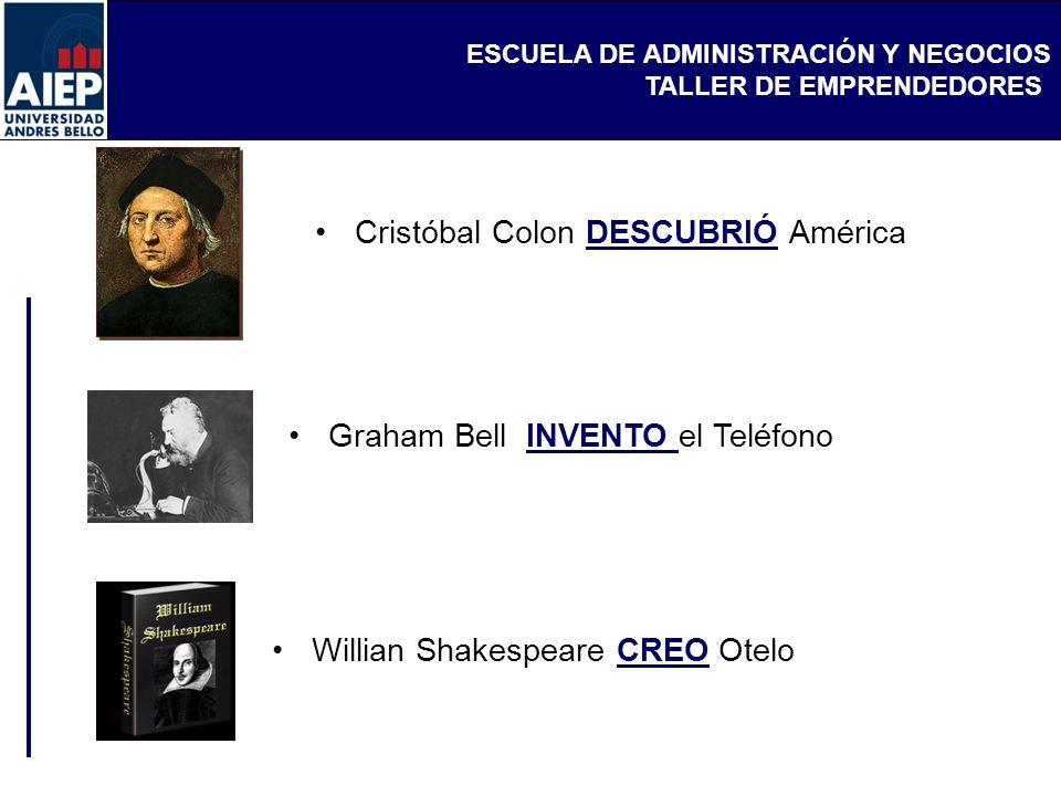 Cristóbal Colon DESCUBRIÓ América
