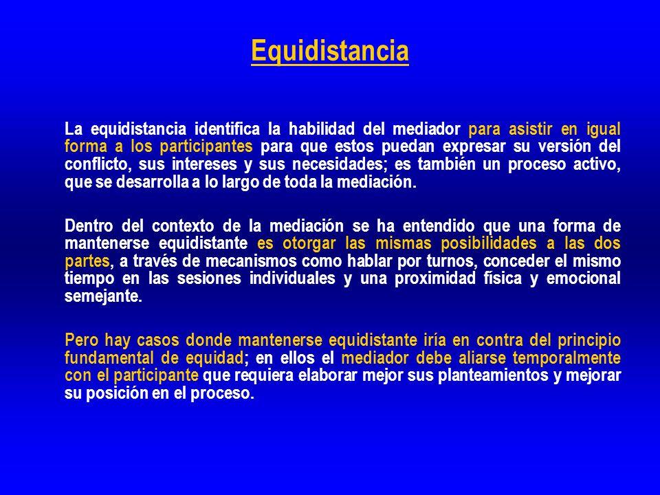 Equidistancia