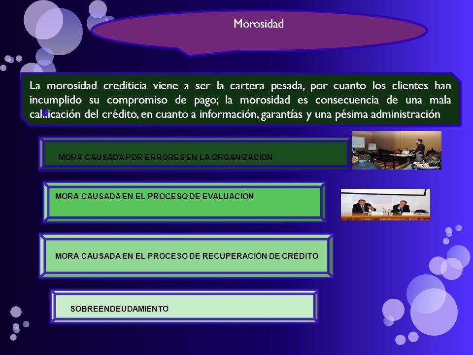 Morosidad