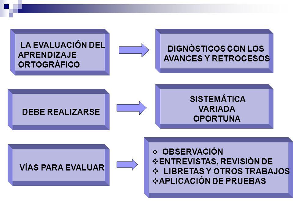 ENTREVISTAS, REVISIÓN DE LIBRETAS Y OTROS TRABAJOS