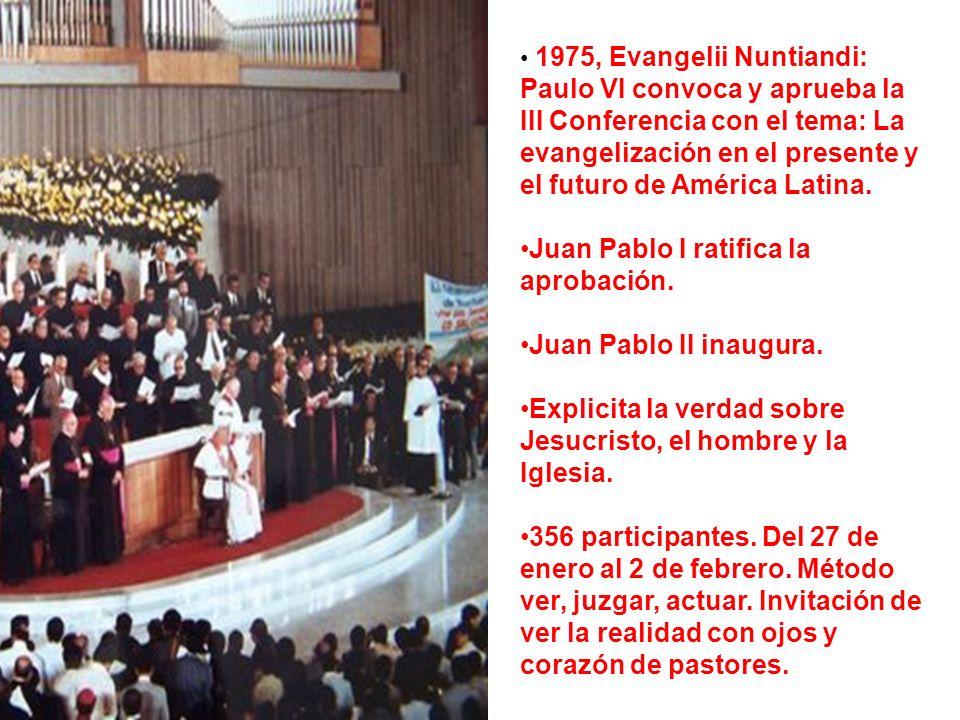 Juan Pablo I ratifica la aprobación.