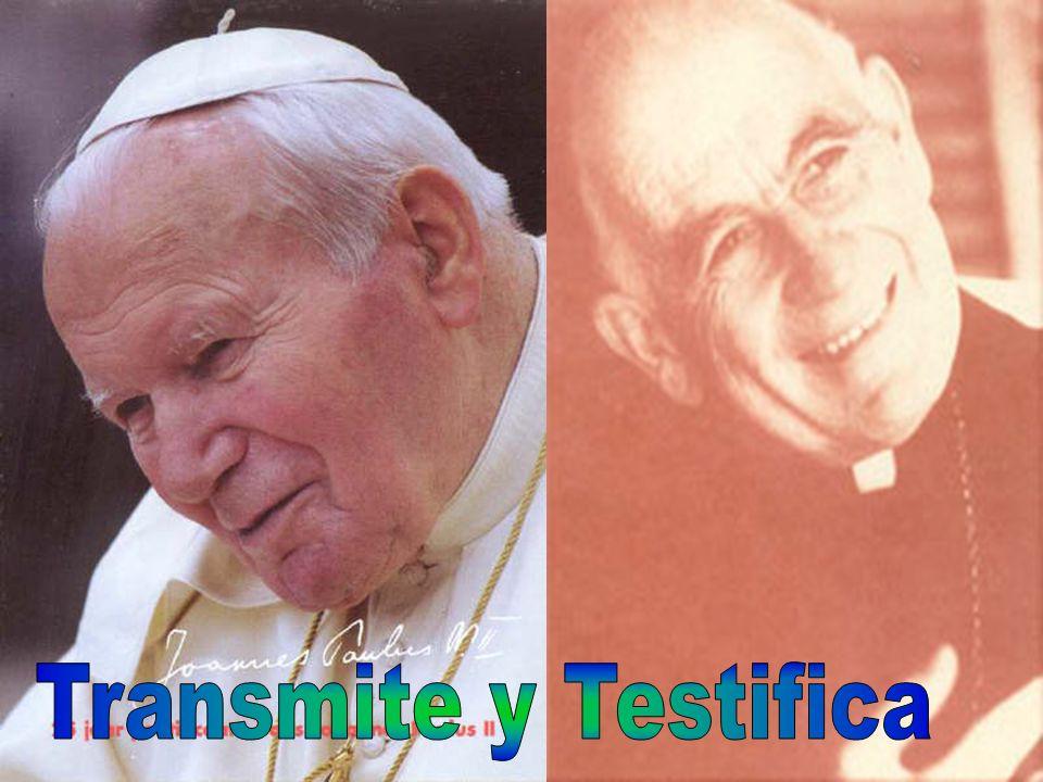 Transmite y Testifica
