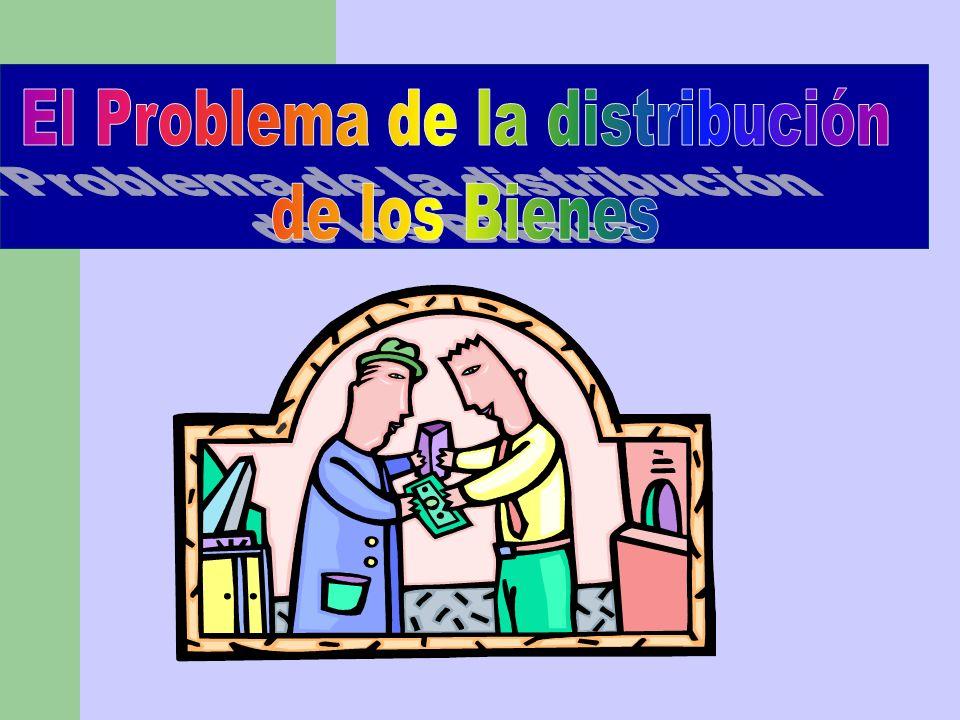 El Problema de la distribución