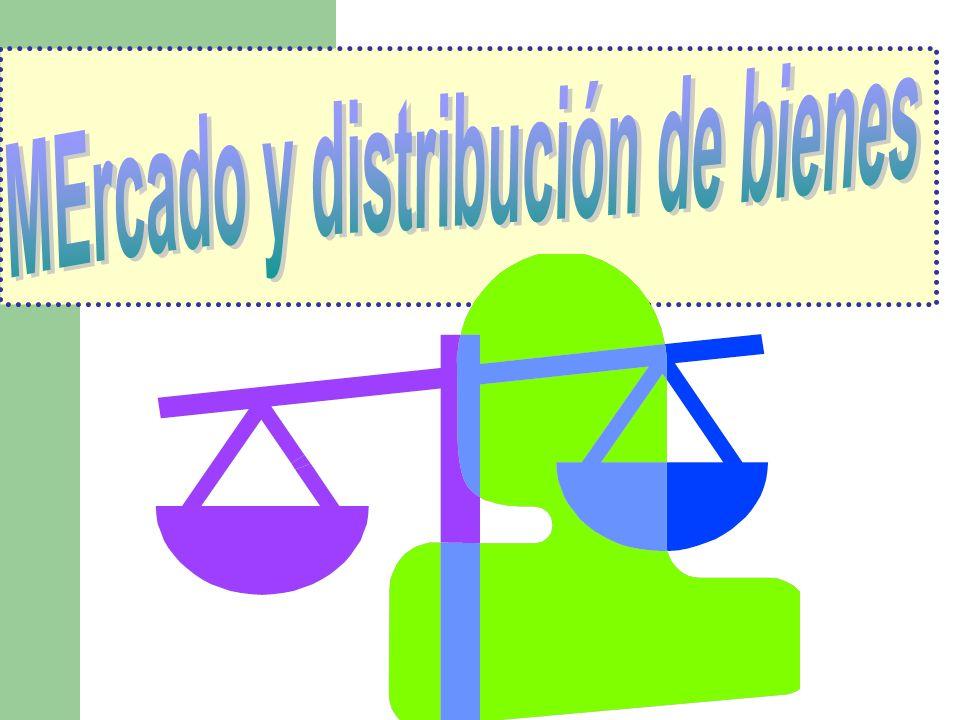MErcado y distribución de bienes