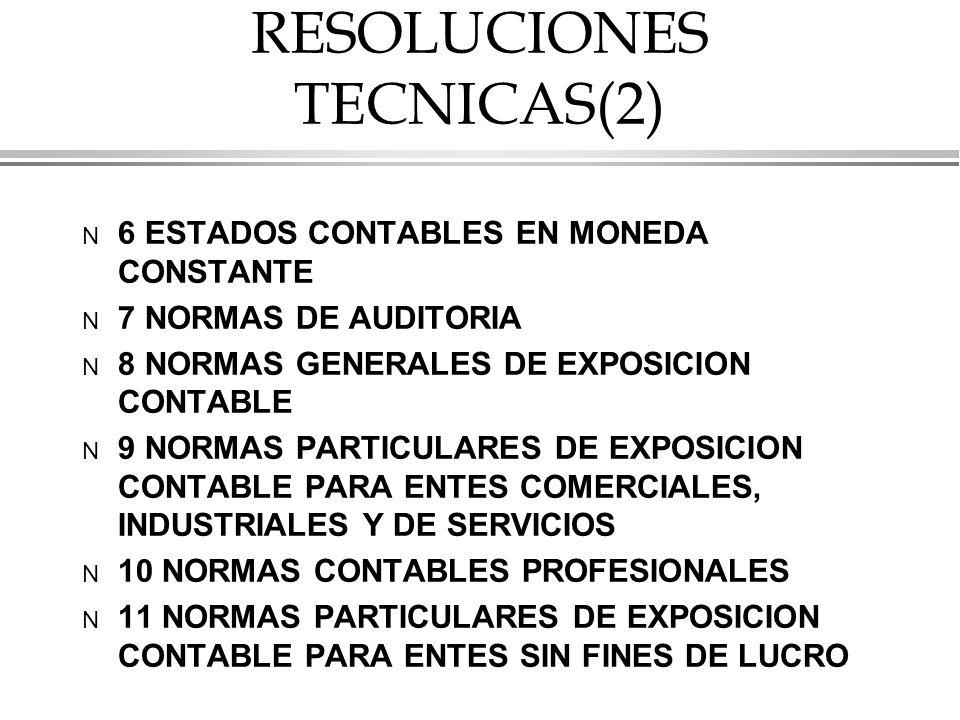 RESOLUCIONES TECNICAS(2)