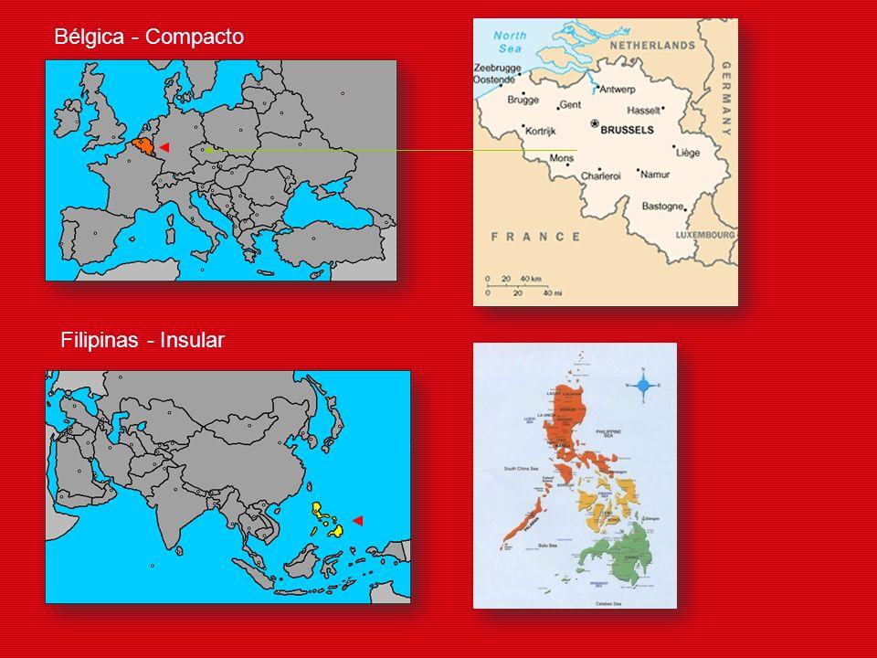 Bélgica - Compacto Filipinas - Insular