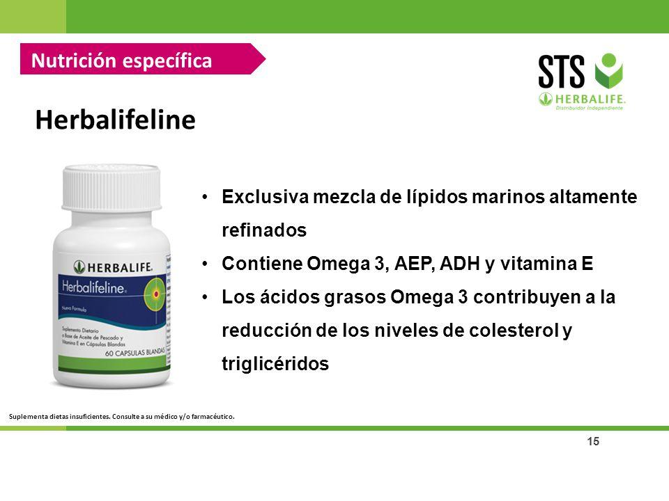 Herbalifeline Nutrición específica