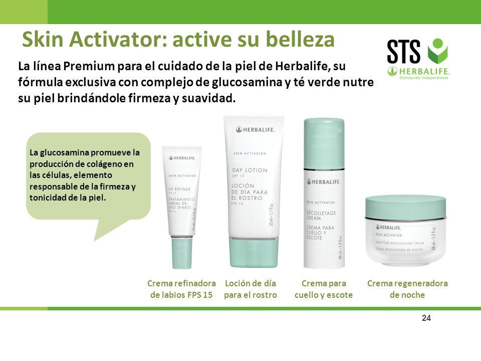 Skin Activator: active su belleza