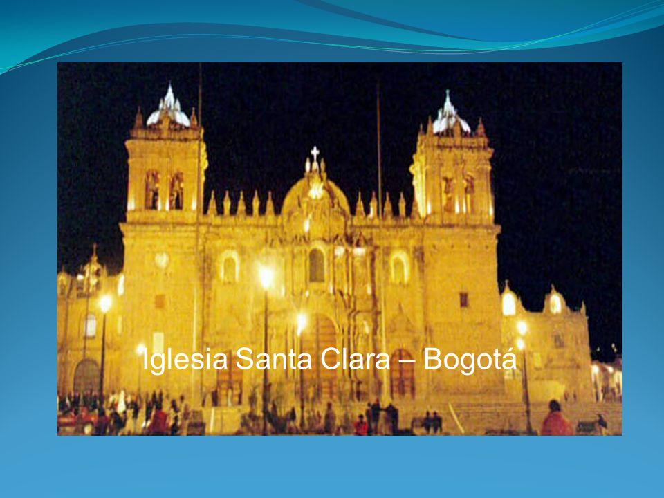 Iglesia Santa Clara – Bogotá