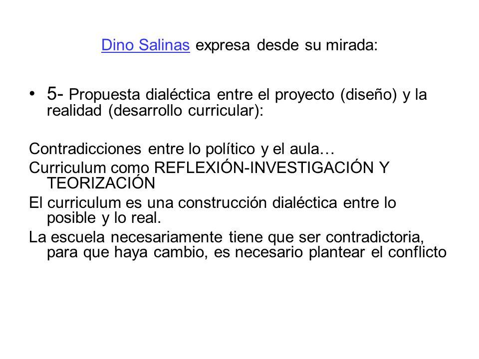 Dino Salinas expresa desde su mirada: