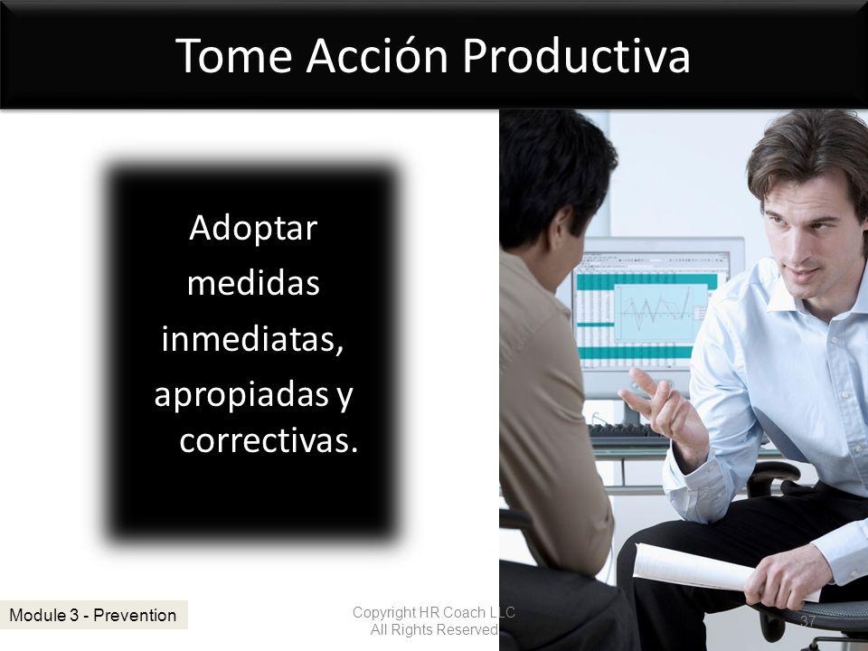 Tome Acción Productiva
