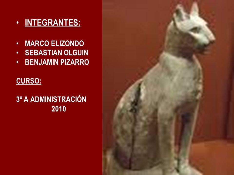 INTEGRANTES: MARCO ELIZONDO SEBASTIAN OLGUIN BENJAMIN PIZARRO CURSO: