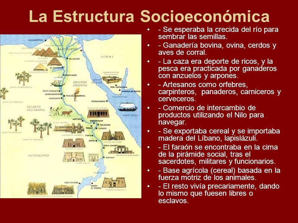La Estructura Socioeconómica