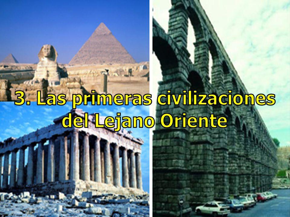 3. Las primeras civilizaciones