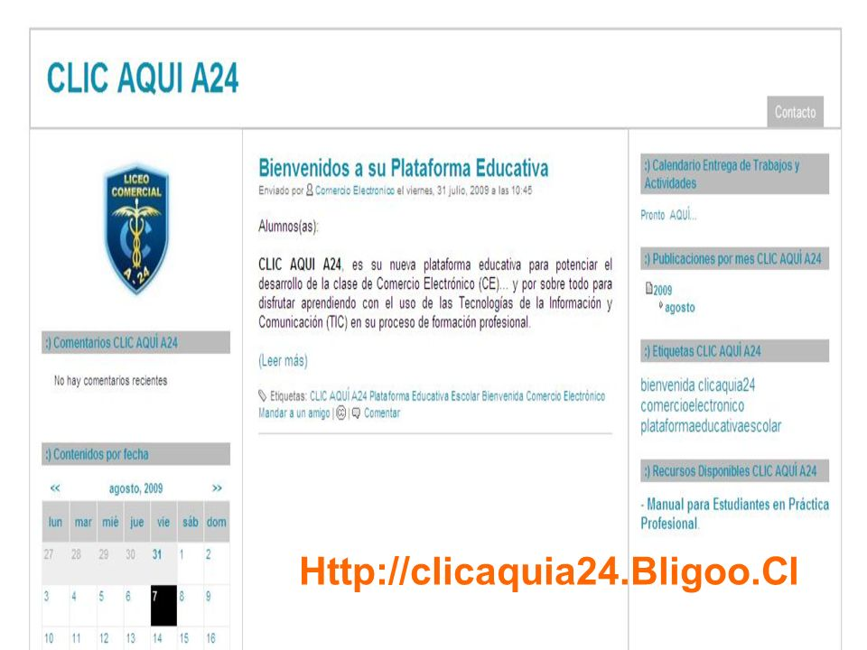 Http://clicaquia24.Bligoo.Cl