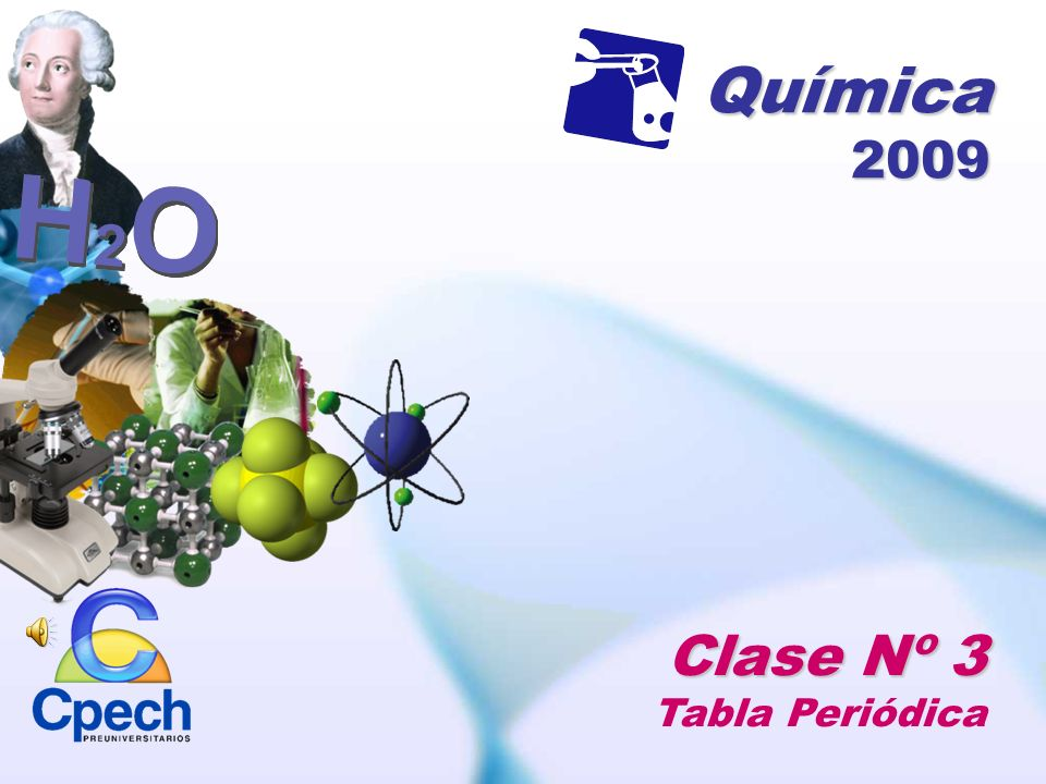 Química 2009 Clase Nº 3 Tabla Periódica