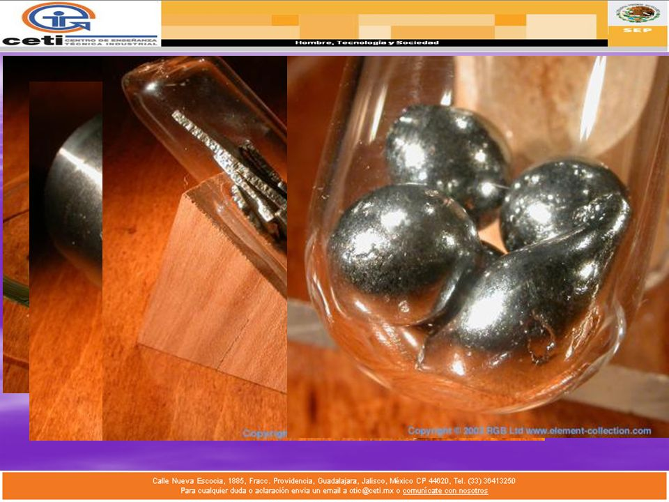 Primeros metales de Transición III