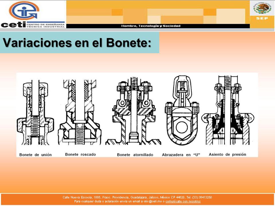 Variaciones en el Bonete: