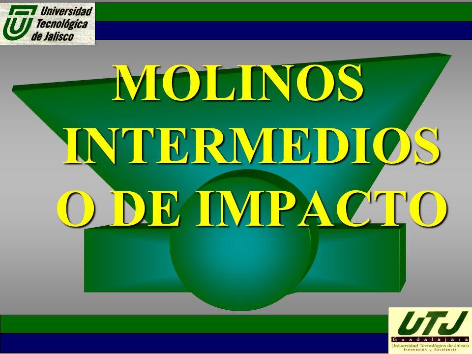 MOLINOS INTERMEDIOS O DE IMPACTO