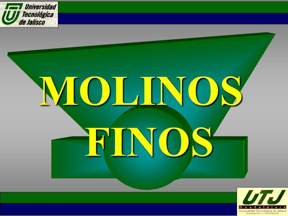MOLINOS FINOS