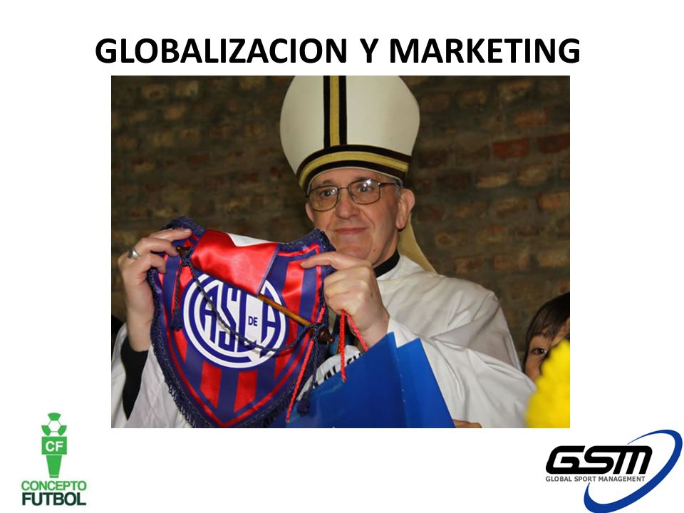 GLOBALIZACION Y MARKETING
