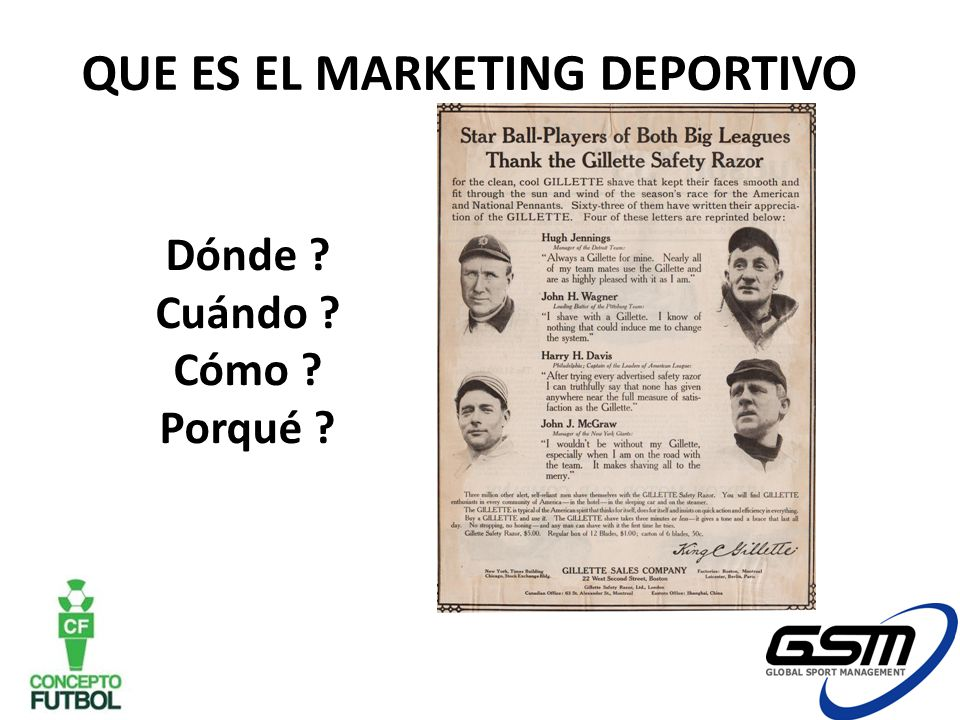 QUE ES EL MARKETING DEPORTIVO