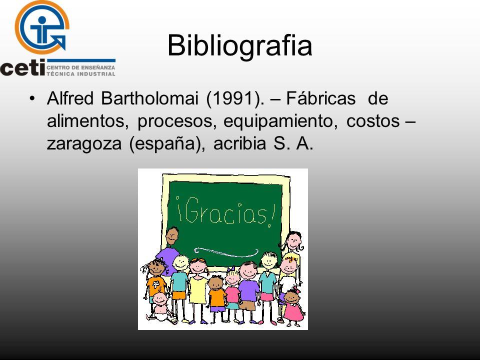 Bibliografia Alfred Bartholomai (1991).