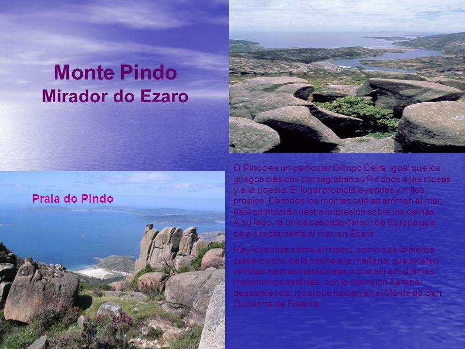 Monte Pindo Mirador do Ezaro