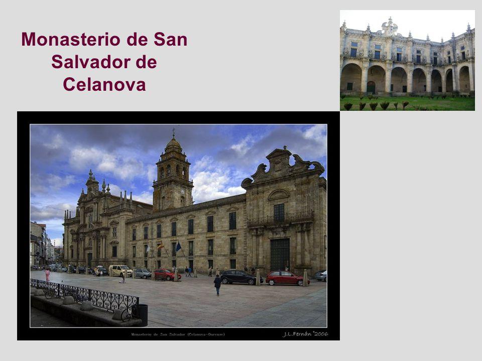 Monasterio de San Salvador de Celanova