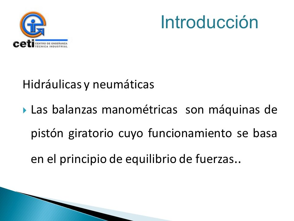 Introducción Hidráulicas y neumáticas