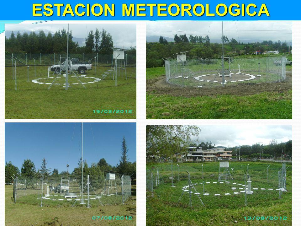 ESTACION METEOROLOGICA