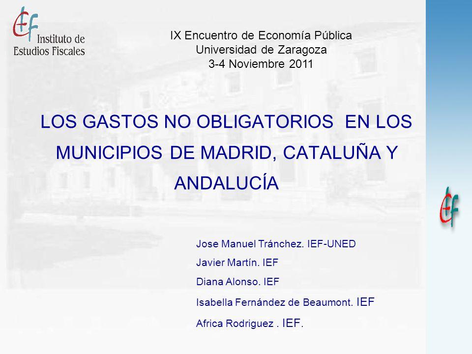 IX Encuentro de Economía Pública