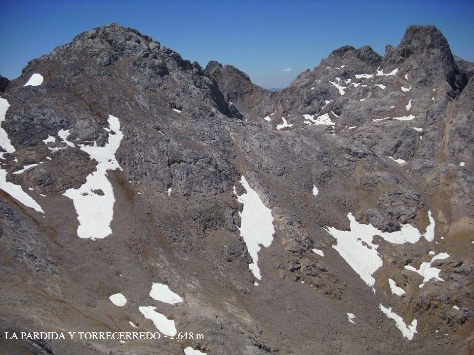 LA PARDIDA Y TORRECERREDO - 2.648 m