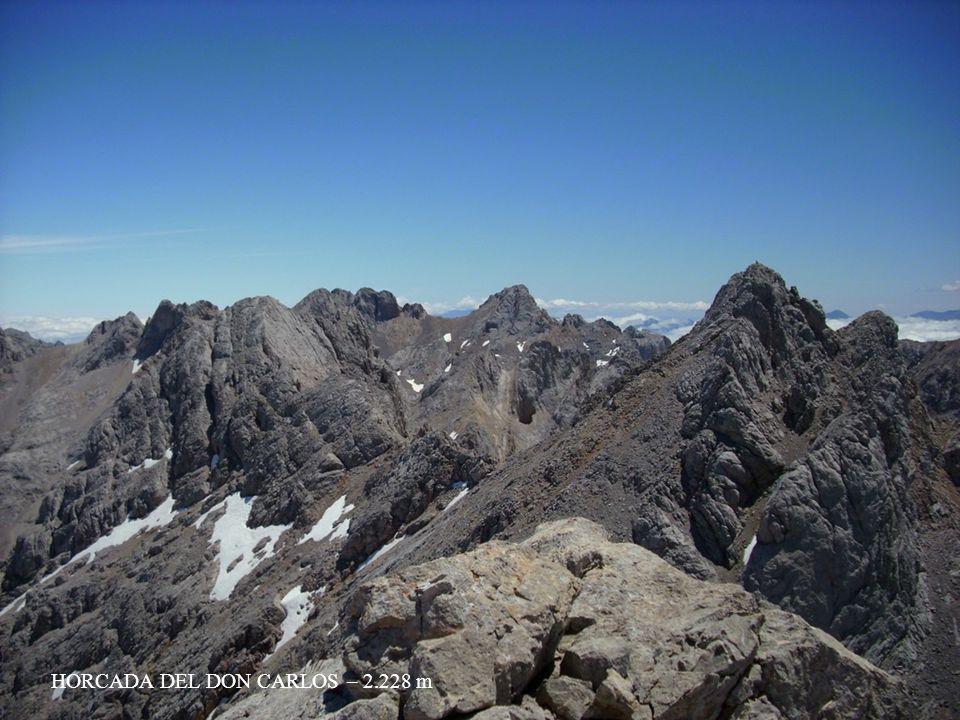 HORCADA DEL DON CARLOS – 2.228 m