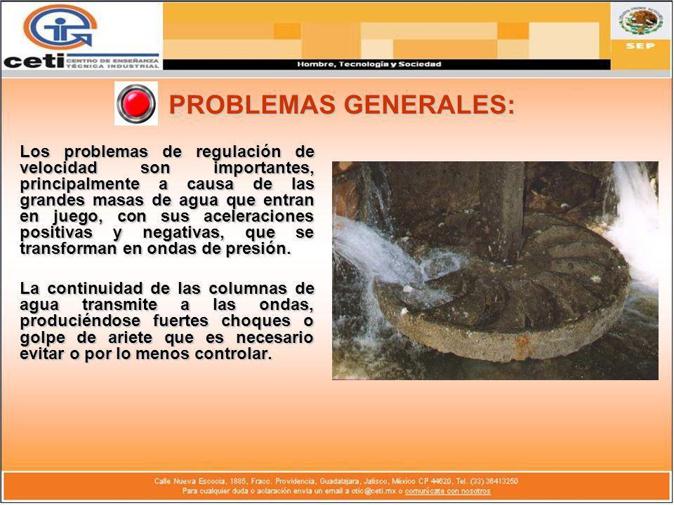 PROBLEMAS GENERALES: