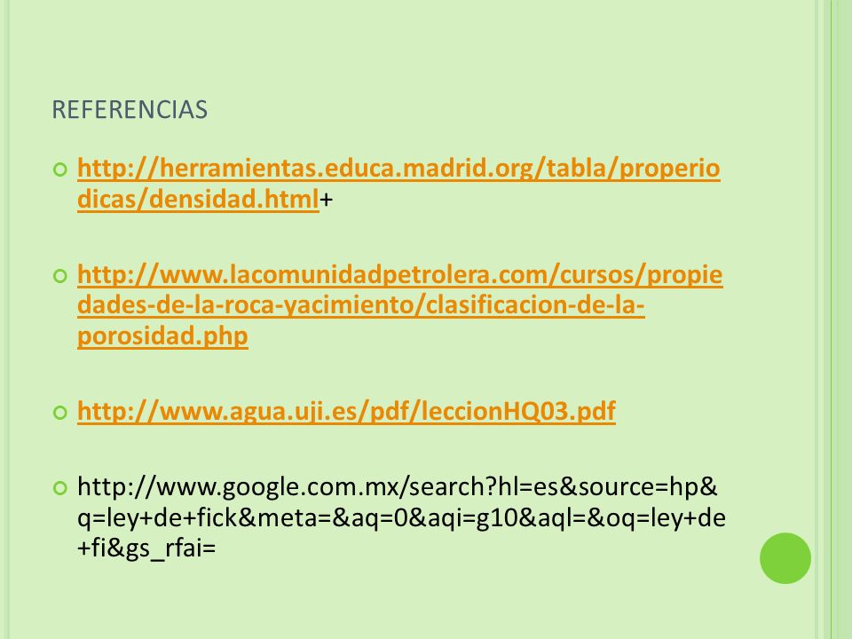 referencias http://herramientas.educa.madrid.org/tabla/properio dicas/densidad.html+