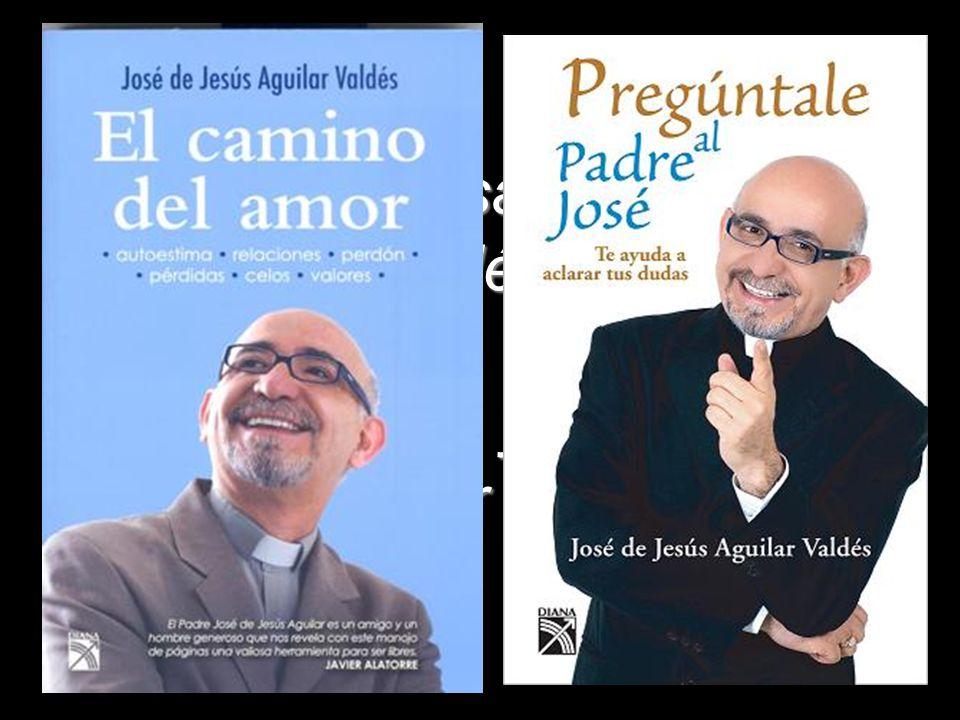 El autor es el sacerdote más conocido de México.