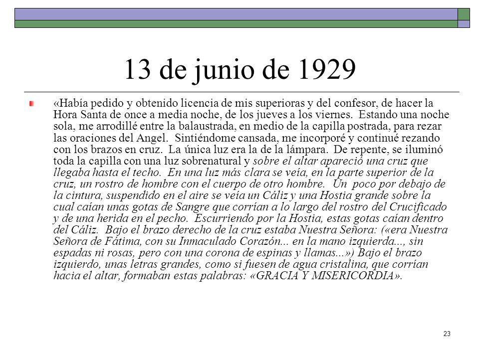 13 de junio de 1929