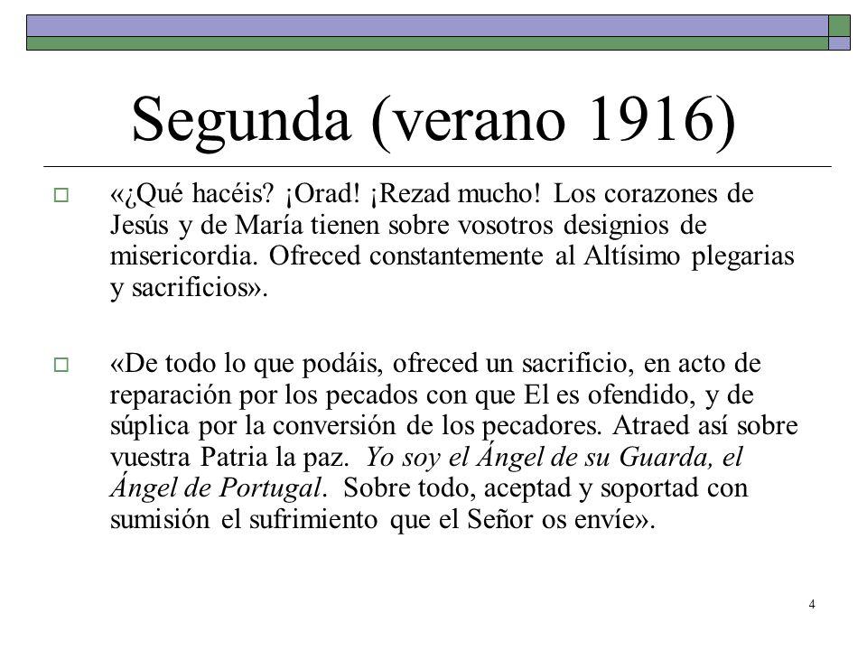 Segunda (verano 1916)