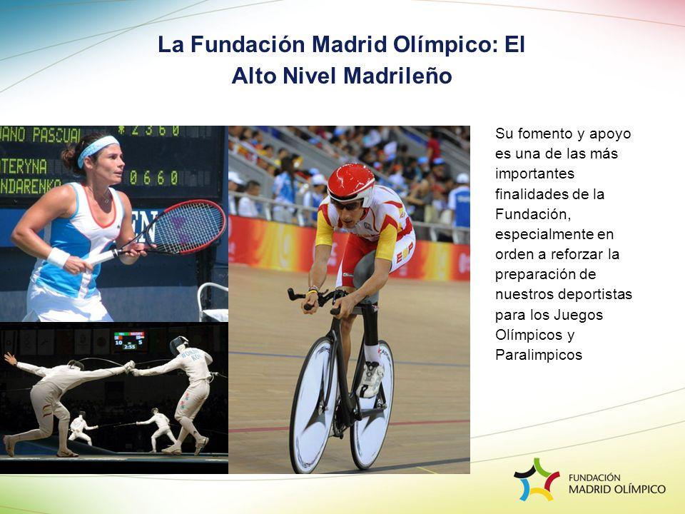 La Fundación Madrid Olímpico: El Alto Nivel Madrileño