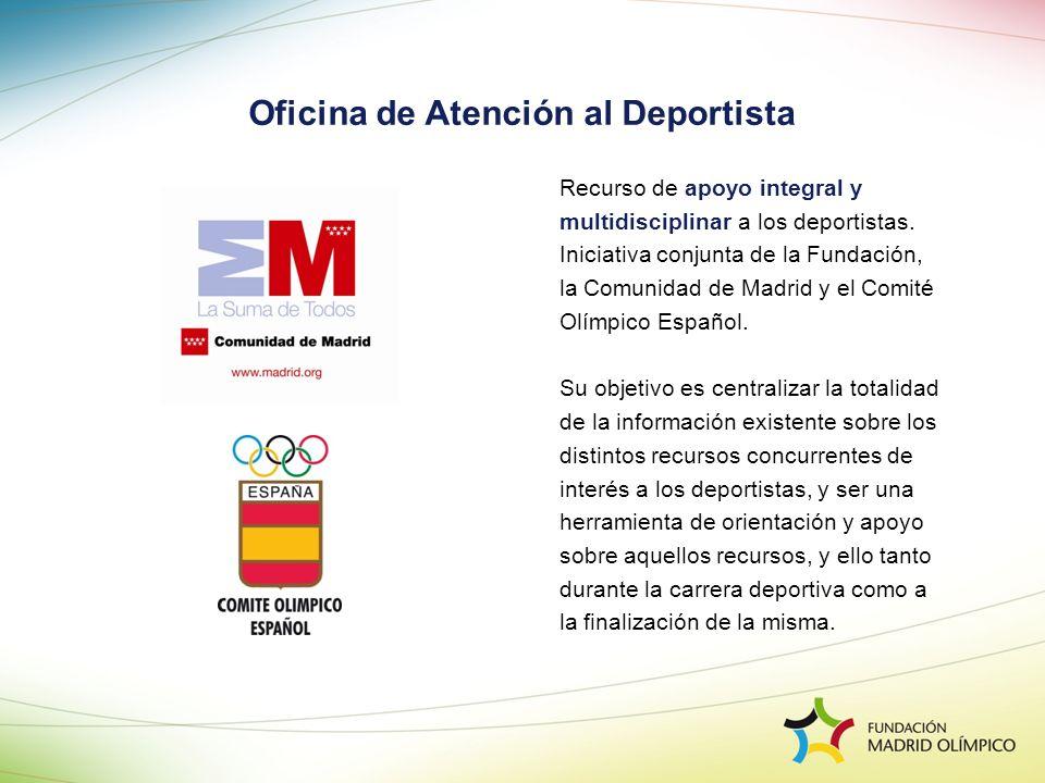 Oficina de Atención al Deportista