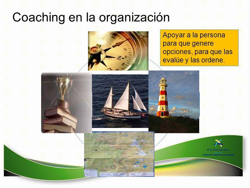 Coaching en la organización