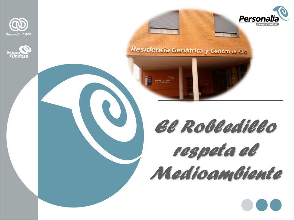 El Robledillo respeta el Medioambiente