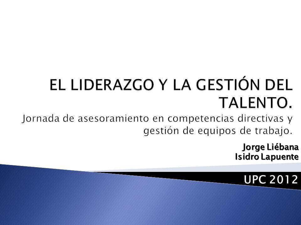 Jorge Liébana Isidro Lapuente UPC 2012