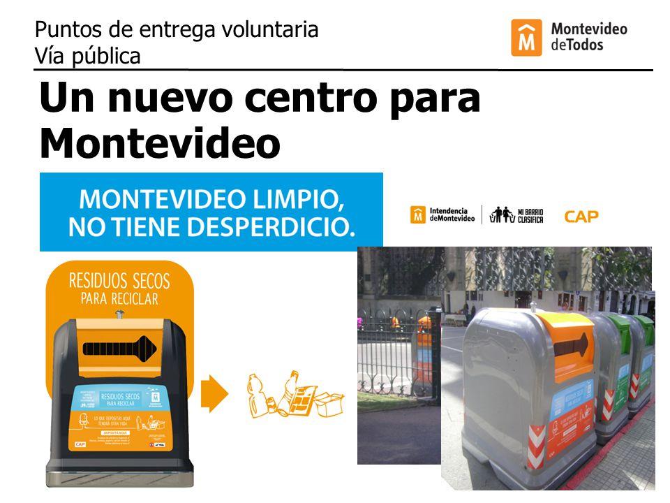 Un nuevo centro para Montevideo
