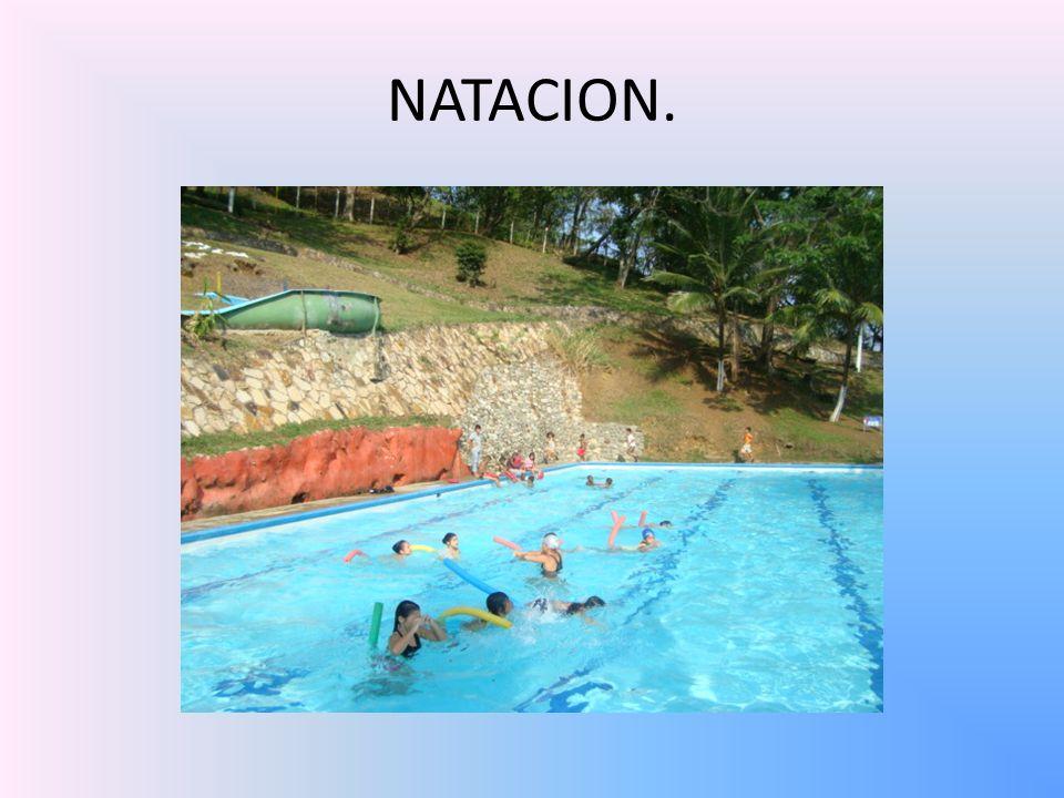 NATACION.