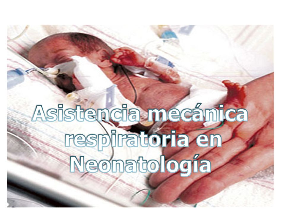 respiratoria en Neonatología