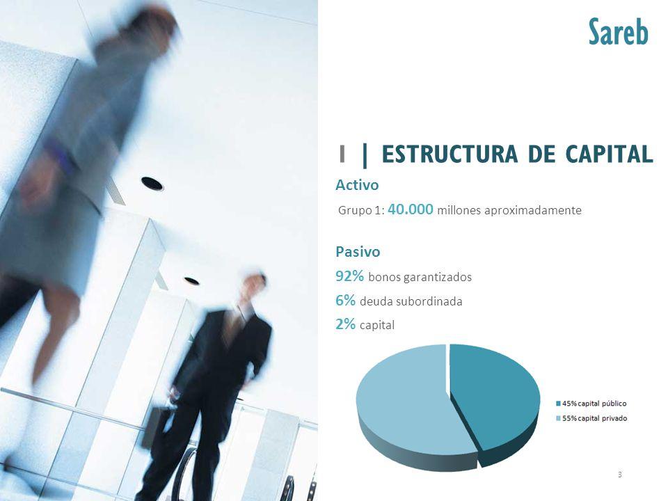 1 | ESTRUCTURA DE CAPITAL